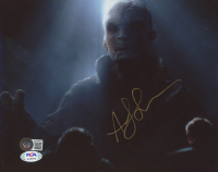 """Andy Serkis Signed """"Star Wars: The Force Awakens"""" 8x10 Photo (Beckett COA & PSA COA) at PristineAuction.com"""
