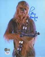 "Peter Mayhew Signed ""Star Wars"" 8x10 Photo (Beckett COA & PSA COA) at PristineAuction.com"