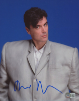 David Byrne Signed 8x10 Photo (Beckett COA) at PristineAuction.com