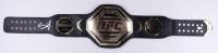 Francis Ngannou Signed Full-Size UFC World Championship Replica Belt (Beckett Hologram) (See Description) at PristineAuction.com