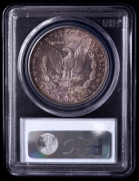 1882-S Morgan Silver Dollar (PCGS MS64) (Toned) at PristineAuction.com