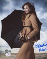 Karlie Kloss Signed 8x10 Photo (Beckett COA & PSA COA) at PristineAuction.com