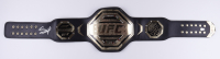 Francis Ngannou Signed Full-Size UFC World Championship Replica Belt (Beckett COA) (See Description) at PristineAuction.com