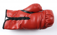 """Thomas Hearns Signed Everlast Boxing Glove Inscribed """"Hitman"""" (Schwartz Sports COA) at PristineAuction.com"""