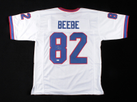 Don Beebe Signed Jersey (Beckett COA) (See Description) at PristineAuction.com