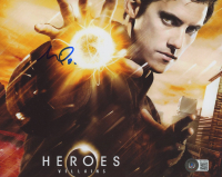 "Milo Ventimiglia Signed ""Heroes"" 8x10 Photo (Beckett COA) at PristineAuction.com"