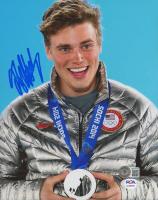 Gus Kenworthy Signed 8x10 Photo (Beckett COA & PSA COA) at PristineAuction.com