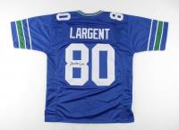 """Steve Largent Signed Jersey Inscribed """"HOF 95"""" (JSA COA) at PristineAuction.com"""