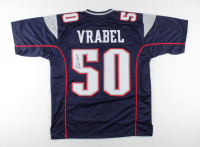 Mike Vrabel Signed Jersey (Beckett COA) at PristineAuction.com