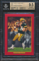 Aaron Rodgers 2005 Topps Turkey Red Red #221 (BGS 9.5) at PristineAuction.com