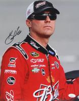 Kevin Harvick Signed NASCAR 11x14 Photo (JSA COA) (See Description) at PristineAuction.com