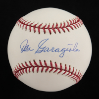 Joe Garagiola Sr. Signed OML Baseball (JSA COA) at PristineAuction.com