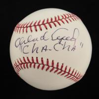 "Orlando Cepeda Signed OML Baseball Inscribed ""Cha-Cha"" (JSA COA) at PristineAuction.com"