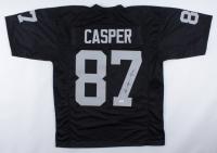 """Dave Casper Signed Jersey Inscribed """"HOF 02"""" (JSA COA) at PristineAuction.com"""