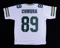 Mark Chmura Signed Jersey (JSA Hologram) (See Description) at PristineAuction.com