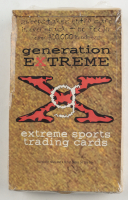 1994 Generation Extreme Sports Trading Cards Box with (24) Packs at PristineAuction.com