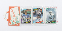 1984 Topps Football Christmas Rack Pack with (12) Cards at PristineAuction.com