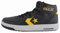 Magic Johnson Signed Vintage Converse Basketball Shoe (Johnson COA) at PristineAuction.com