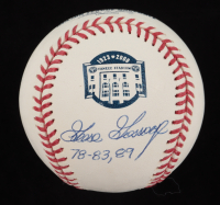 "Goose Gossage Signed Yankees OML Baseball Inscribed ""78-83, 89"" (JSA COA) at PristineAuction.com"