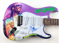 "Snoop Dogg Signed Huntington 39"" Electric Guitar (JSA COA & PSA COA) at PristineAuction.com"