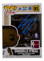 Shaquille O'Neal Signed Magic #81 Funko Pop! Vinyl Figure (JSA COA) at PristineAuction.com