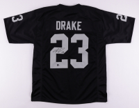 Kenyan Drake Signed Jersey (Beckett Hologram) at PristineAuction.com