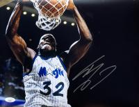Shaquille O'Neal Signed Magic 11x14 Photo (JSA COA) at PristineAuction.com