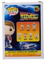 "Michael J. Fox Signed ""Back to the Future"" #957 Marty 1955 Funko Pop! Vinyl Figure (Beckett COA) at PristineAuction.com"