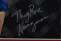 """Thug"" Rose Namajunas Signed 11x14 Custom Framed Photo Display (PSA COA) at PristineAuction.com"