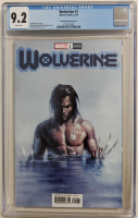 """2020 """"Wolverine"""" Vol. 7 Issue #1 Gabriele Dell'Otto Variant Marvel Comic Book (CGC 9.2) at PristineAuction.com"""