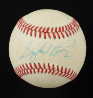 Gaylord Perry Signed ONL Baseball (JSA COA) at PristineAuction.com