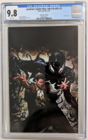 """2020 """"Symbiote Spider-Man: Alien Reality"""" Issue #5 Comics Elite Exclusive Greg Land Variant Marvel Comic Book (CGC 9.8) at PristineAuction.com"""