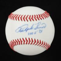 """Ralph Kiner Signed Baseball Inscribed """"HOF '75"""" (JSA COA) at PristineAuction.com"""