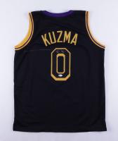 Kyle Kuzma Signed Jersey (Beckett COA) (See Description) at PristineAuction.com