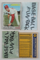Set of (20) 1970 Topps Baseball Card Fun Packs with Original Packaging at PristineAuction.com