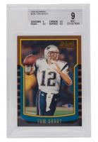 Tom Brady 2000 Bowman #236 RC (BGS 9) at PristineAuction.com