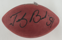 Tedy Bruschi Signed Super Bowl XXXVIII Official NFL Game Ball (JSA Hologram) at PristineAuction.com