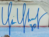 Tim Thomas Signed Bruins 12x18 Photo (YSMS Hologram) at PristineAuction.com