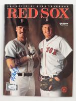 Wade Boggs Signed 1988 Red Sox Magazine (JSA Hologram) at PristineAuction.com