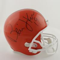 Bernie Kosar Signed Browns Full-Size Helmet (Schwartz Sports COA) at PristineAuction.com