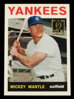 Mickey Mantle 1996 Topps Mantle #14 1964 Topps at PristineAuction.com