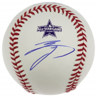 Shoehei Ohtani Signed 2021 All-Star Game Logo Baseball (Fanatics Hologram & MLB Hologram) at PristineAuction.com