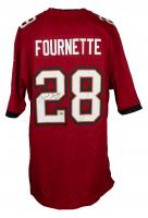Leonard Fournette Signed Buccaneers Nike Jersey (Fanatics Hologram) at PristineAuction.com