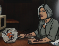 """Jessica Walter Signed """"Archer"""" 8x10 Photo Inscribed """"Best Wishes!"""" (Beckett COA) at PristineAuction.com"""
