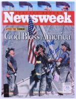 """Robert O'Neill Signed Original Magazine Cover Inscribed """"Never Quit!"""" (PSA COA) at PristineAuction.com"""