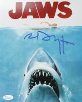 "Richard Dreyfuss Signed ""Jaws"" 8x10 Photo (JSA Hologram) at PristineAuction.com"