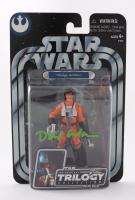"David Ankrum Signed 2005 ""Star Wars"" Trilogy Collection Wedge Antilles Action Figure (JSA COA) at PristineAuction.com"
