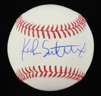 Kiefer Sutherland Signed OML Baseball (JSA Hologram) at PristineAuction.com