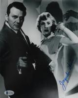 "Jacqueline White Signed ""The Narrow Margin"" 8x10 Photo (Beckett COA) at PristineAuction.com"