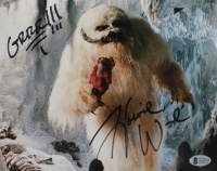 """Harold Weed Signed """"The Empire Strikes Back"""" 8x10 Photo Inscribed """"GRRR!!!"""" (Beckett COA) at PristineAuction.com"""